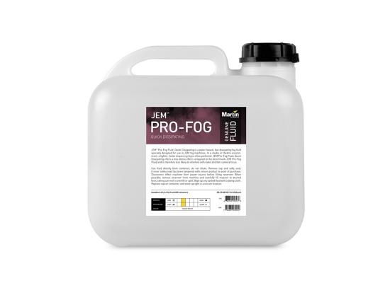 JEM Pro-Fog Nebelfluid, 9.5l Kanister