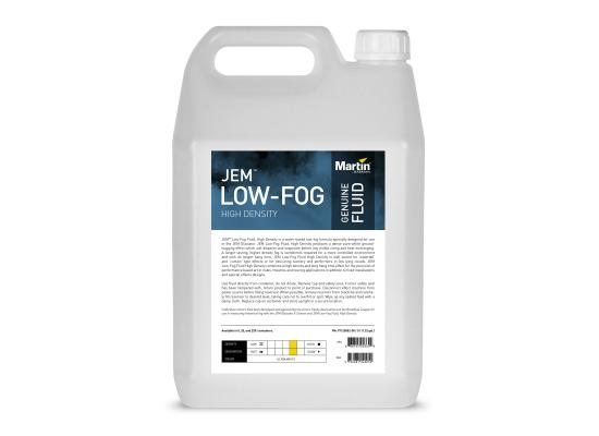 JEM Low-Fog Fluid High Density, 5l Kanister