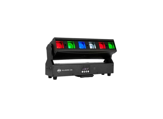American DJ Allegro Z6 LED Bar, RGBW