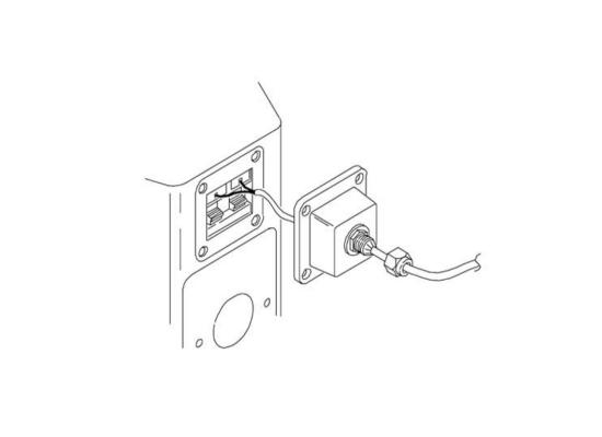 JBL Control MTC PC 2 Kabelanschlussabdeckung