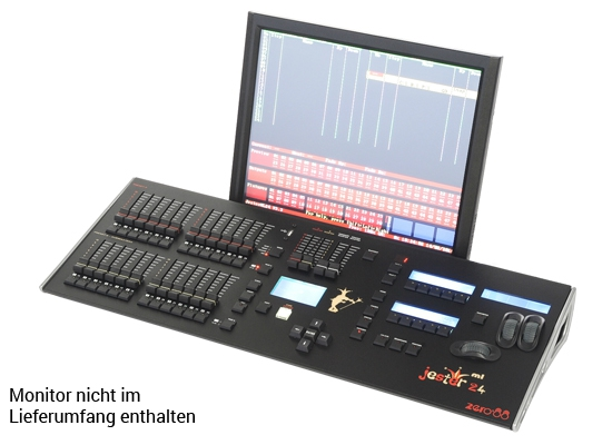 ... Zero88 Jester ML24 Multifunctional Console - 2 ...  sc 1 st  huss-licht-ton.de & Zero88 Jester ML24 Multifunctional Console Online At Low Prices At ... azcodes.com