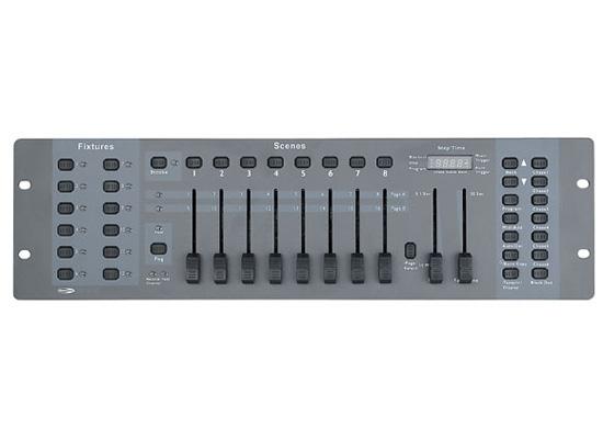 Showtec SM-8/2 Scanmaster Lichtsteuerung