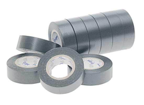 j ger pvc isolierband zumbel tape grau g nstig online kaufen bei huss licht ton. Black Bedroom Furniture Sets. Home Design Ideas