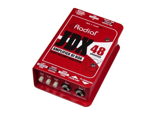 Radial JDX-48 Aktiv DI-Box