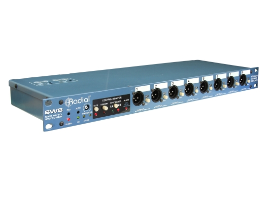 Radial SW8 Switcher