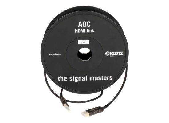 Klotz Audio Klotz FOAH015 HDMI-Kabel, 15m