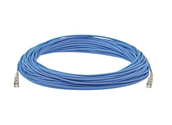 Kramer Germany Kramer C-SC/SC/OM4-164 Glasfaser Kabel, blau, 50m