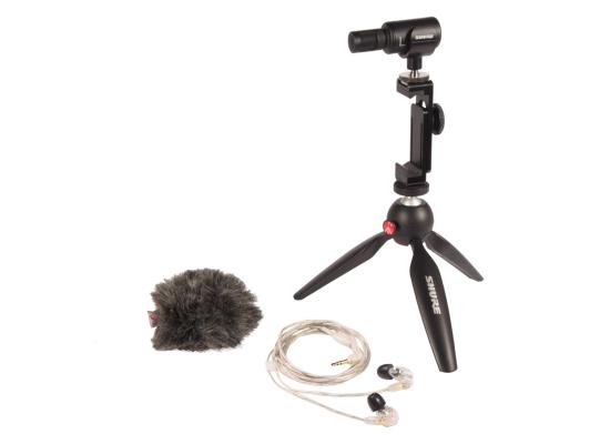 Shure Portable Video Rig
