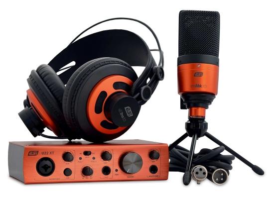 ESI Audio ESI U22 XT cosMik Recording Set