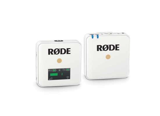 Rode Wireless GO Funksystem, weiß