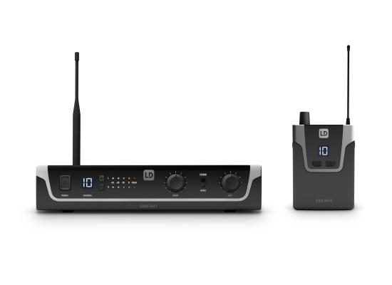 LD Systems U304.7 IEM InEar Monitor System