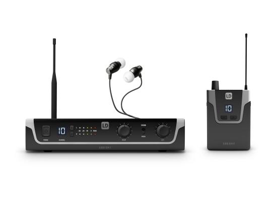 LD Systems U304.7 IEM HP InEar Monitor System