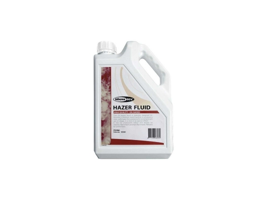 Showtec MHL-2 Haze Fluid, 2l Kanister