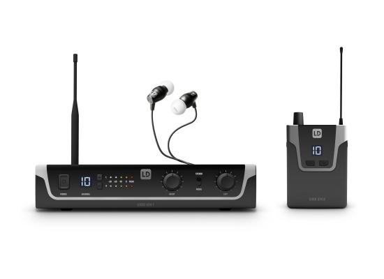 LD Systems U305.1 IEM HP InEar Monitor System