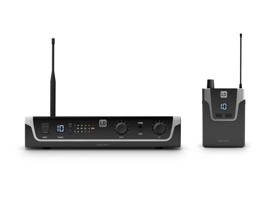 LD Systems U305 IEM InEar Monitor System