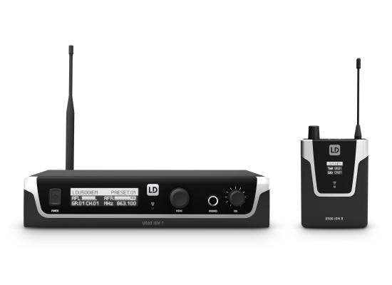 LD Systems U506 IEM InEar Monitor System