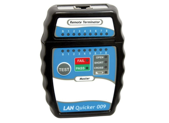 Value LAN Quicker 009 Kabeltester