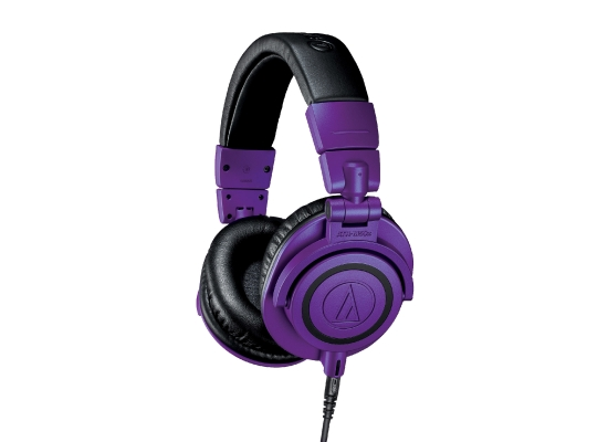 Audio-Technica Audio Technica ATH-M50xPB Kopfhörer, violett