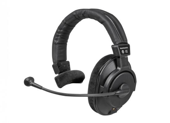 Beyerdynamic DT 287 Unite Headset, Ein-Ohr, 80Ohm