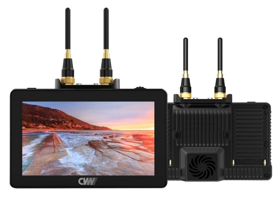 CVW Crystal Video Swift Z Videofunk Set