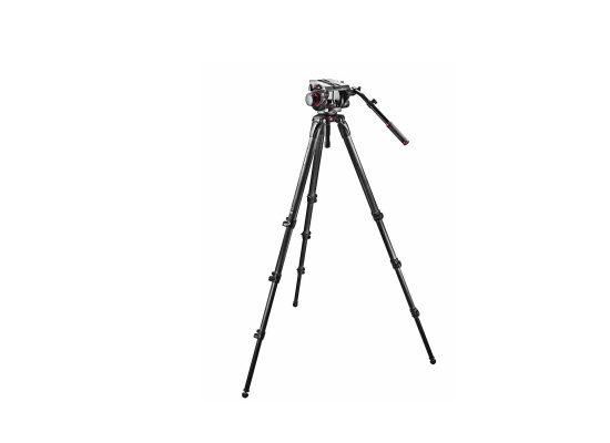 Manfrotto 509HD Videostativ