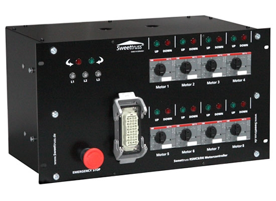 Sweettruss RS MC8/D8 Motorcontroller
