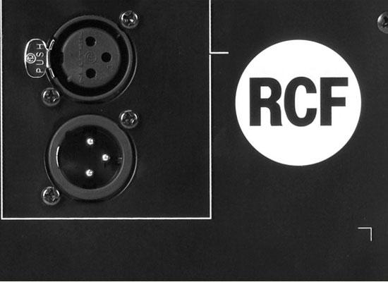 RCF ART 312 A Active Speaker At Huss Light & Sound