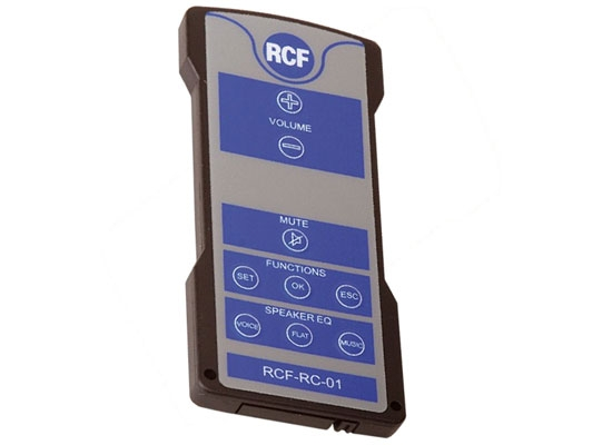 RCF RC-1 Remote Control At Huss Light & Sound
