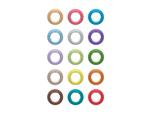Sennheiser EW-D SK Farbkennzeichnungsset, Magnetisch