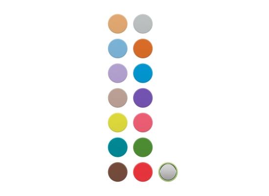 Sennheiser EW-D EM Farbkennzeichnungsset, Magnetisch