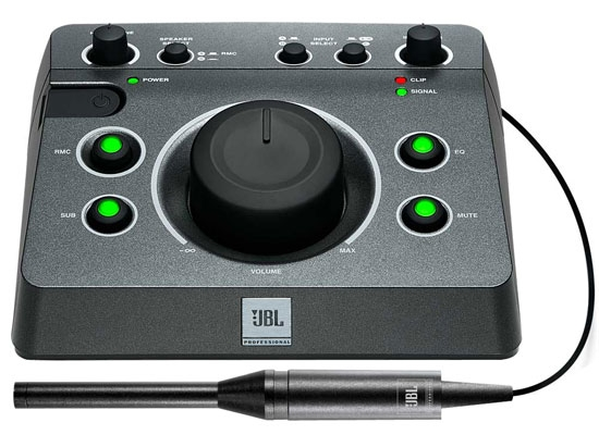 JBL LSR MSC1 System Controller for Active Studio Monitors At Huss ...