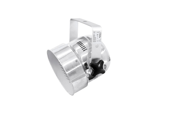 Eurolite PAR-56 LED Scheinwerfer silber