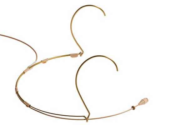 DPA Microphones DPA d:fine 4066-OL-A-F03-LH Headset, beige