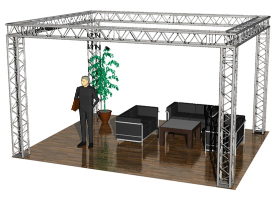 Sweettruss MS-S 5.0/4.0/3.0 Messestand
