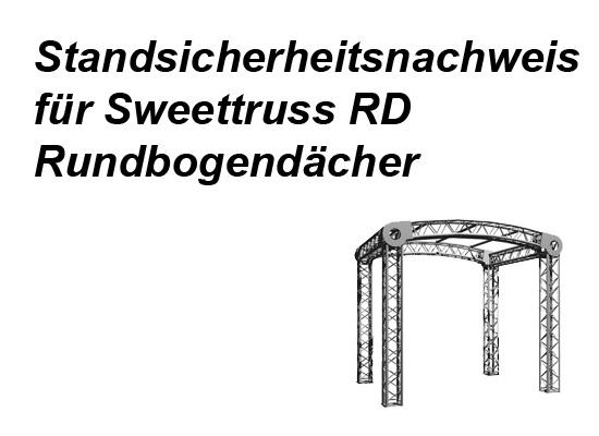 Sweettruss RD STN Standsicherheitsnachweis