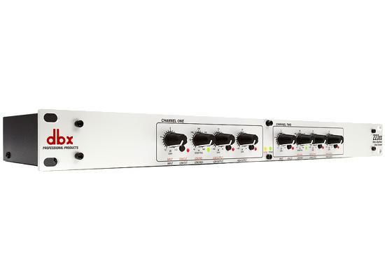 DBX Professional DBX 223XS Frequenzweiche