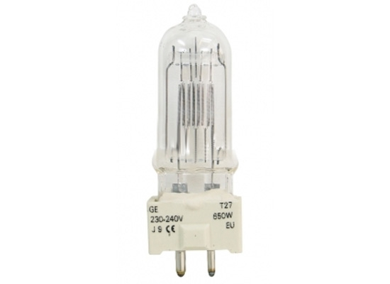 88469 GE Lighting T27 Gcs 230-240V 650W Gy9.5