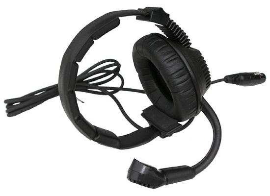 Axxent Intercom D-800E Pro Hörsprechgarnitur
