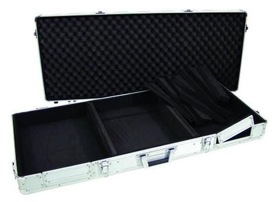 Sweetlight Case für DJ Equipment, 2x Tabletop CD Player, 1x12'' Mixer