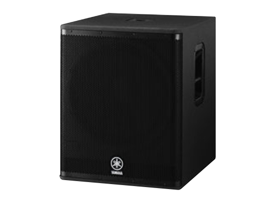 Yamaha dsr118w active subwoofer online at low prices at for Subwoofer yamaha dsr118w