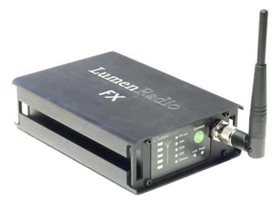 LumenRadio CRMX Nova FX RDM/DMX Wireless Sender/Empfänger