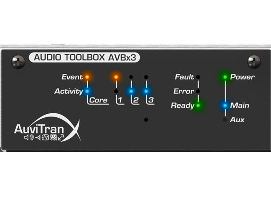 Auvitran avbx3 dante audio toolbox online at low prices at huss auvitran avbx3 dante audio toolbox 2 sciox Gallery