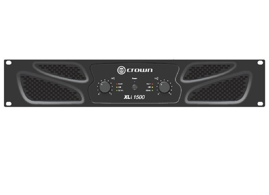 Crown Audio Crown XLi-1500 Endstufe