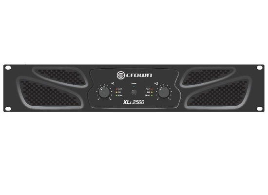 Crown Audio Crown XLi-2500 Endstufe