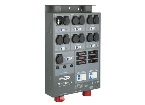 Showtec PSA-3206-16 Stromverteiler bei Huss Licht & Ton
