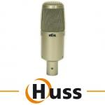 Heil Sound PR 30 Großmembran Mikrofon, nickelfarben