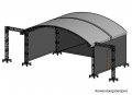 Prolyte ARC Roof 8x6m Soundwing SET